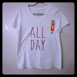 All Day T-Shirt by Danskin.